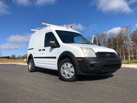2013 Ford Transit Connect for sale at El Camino Auto Sales in Sugar Hill GA