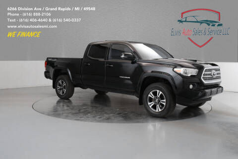 2017 Toyota Tacoma for sale at Elvis Auto Sales LLC in Grand Rapids MI