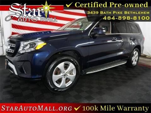 2017 Mercedes-Benz GLS for sale at STAR AUTO MALL 512 in Bethlehem PA