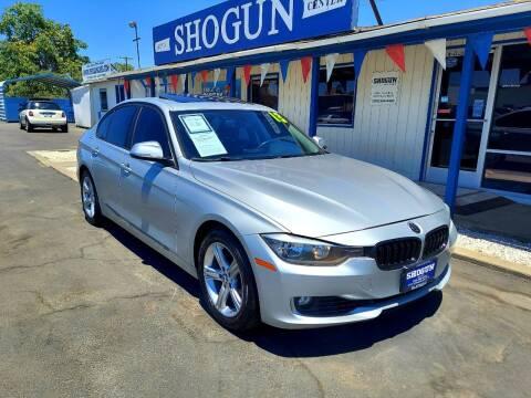 2013 BMW 3 Series for sale at Shogun Auto Center in Hanford CA
