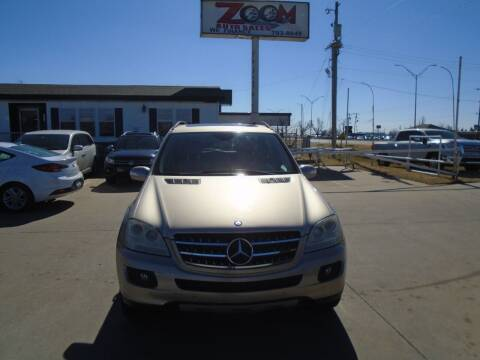 2006 Mercedes-Benz M-Class for sale at Zoom Auto Sales in Oklahoma City OK