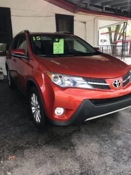 2015 Toyota RAV4 for sale at D. C.  Autos in Huntsville AL