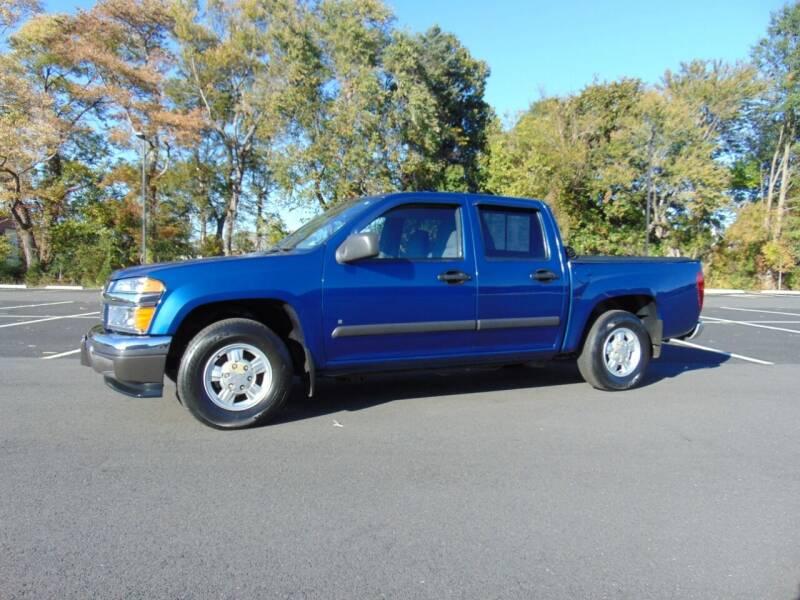 2006 Chevrolet Colorado for sale at CR Garland Auto Sales in Fredericksburg VA