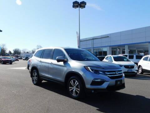 2017 Honda Pilot for sale at Radley Cadillac in Fredericksburg VA