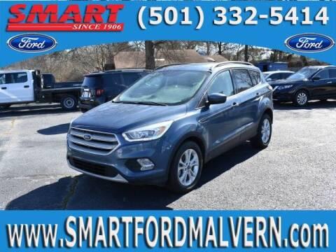 2018 Ford Escape for sale at Smart Auto Sales of Benton in Benton AR