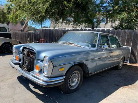 1972 Mercedes-Benz 280-Class for sale at Dodi Auto Sales in Monterey CA