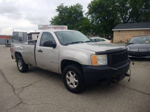 2008 GMC Sierra 1500 for sale at Dave Ducharme's Auto Sales in Lowell MA