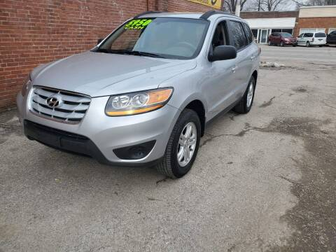 2010 Hyundai Santa Fe for sale at Street Side Auto Sales in Independence MO