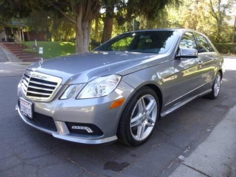 2011 Mercedes-Benz E-Class for sale at Altadena Auto Center in Altadena CA