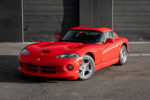1998 Dodge Viper for sale at Nuvo Trade in Newport Beach CA