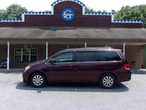 2010 Honda Odyssey for sale at Gardner Motors in Elizabethtown PA
