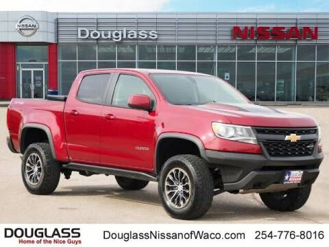 2017 Chevrolet Colorado for sale at Douglass Automotive Group - Douglas Nissan in Waco TX