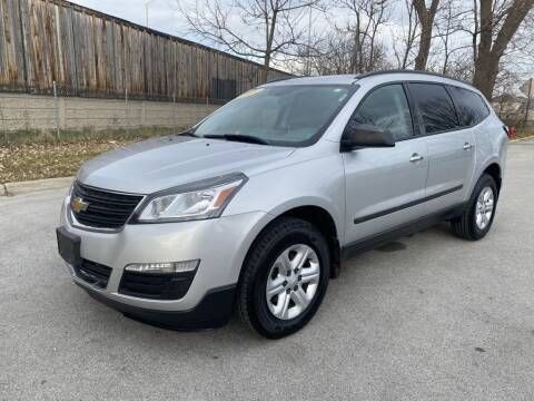2014 Chevrolet Traverse for sale at Posen Motors in Posen IL