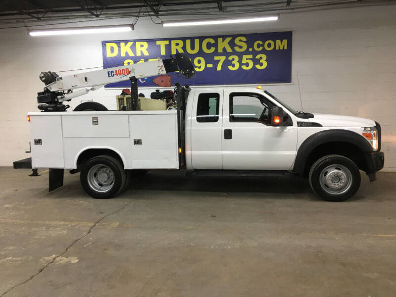 2014 Ford F-450 Super Duty for sale at DKR Trucks in Arlington TX