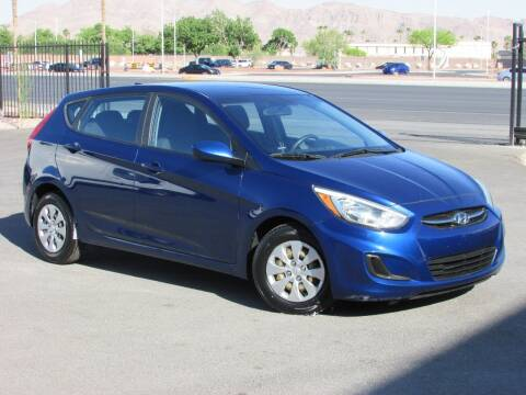 2015 Hyundai Accent for sale at Best Auto Buy in Las Vegas NV