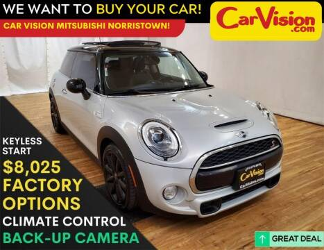 2018 MINI Hardtop 2 Door for sale at Car Vision Mitsubishi Norristown in Trooper PA