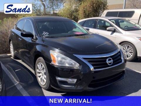 2015 Nissan Altima for sale at Sands Chevrolet in Surprise AZ