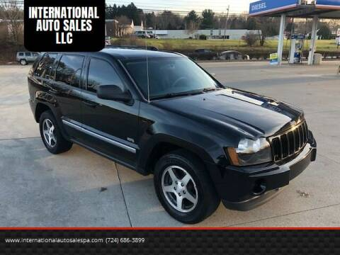 2006 Jeep Grand Cherokee for sale at INTERNATIONAL AUTO SALES LLC in Latrobe PA
