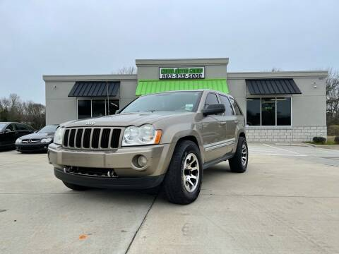 2006 Jeep Grand Cherokee for sale at Cross Motor Group in Rock Hill SC