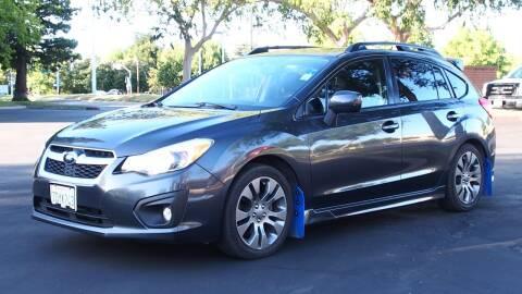 2014 Subaru Impreza for sale at Okaidi Auto Sales in Sacramento CA
