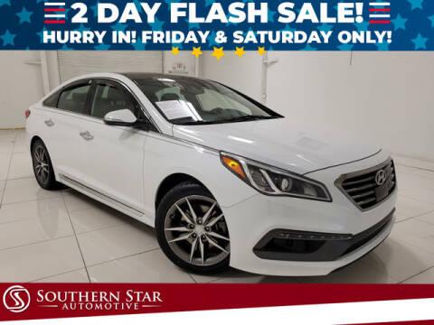 2015 Hyundai Sonata for sale at Southern Star Automotive, Inc. in Duluth GA