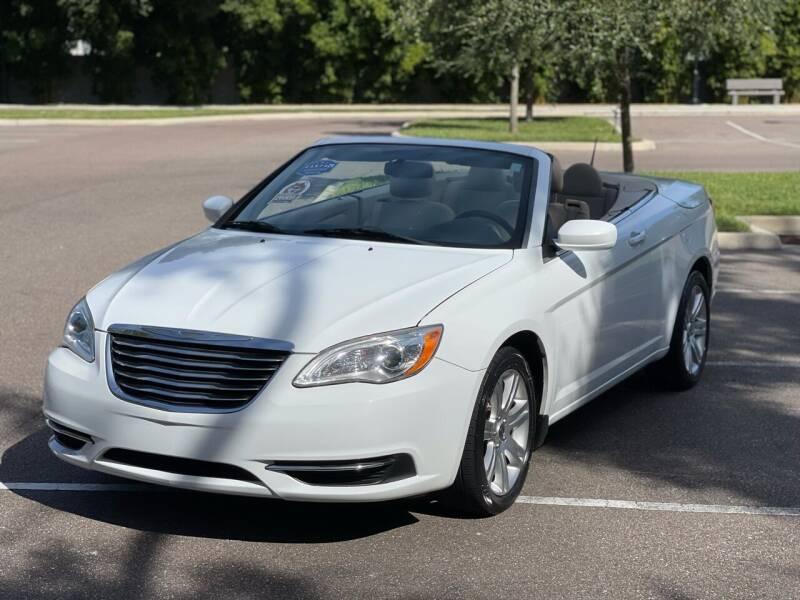 2012 Chrysler 200 Convertible for sale at Orlando Auto Sale in Port Orange FL