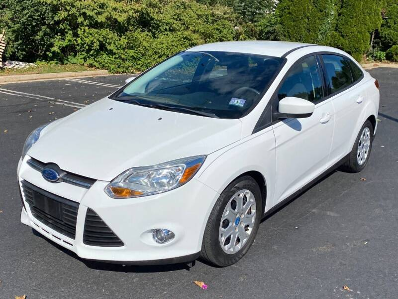 2012 Ford Focus for sale at Professionals Auto Sales in Philadelphia PA