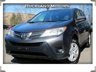 2013 Toyota RAV4 for sale at Rockland Automall - Rockland Motors in West Nyack NY