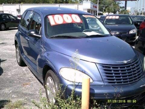 2006 Chrysler PT Cruiser for sale at JacksonvilleMotorMall.com in Jacksonville FL