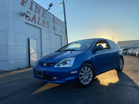 2004 Honda Civic for sale at Fine Auto Sales in Cudahy WI
