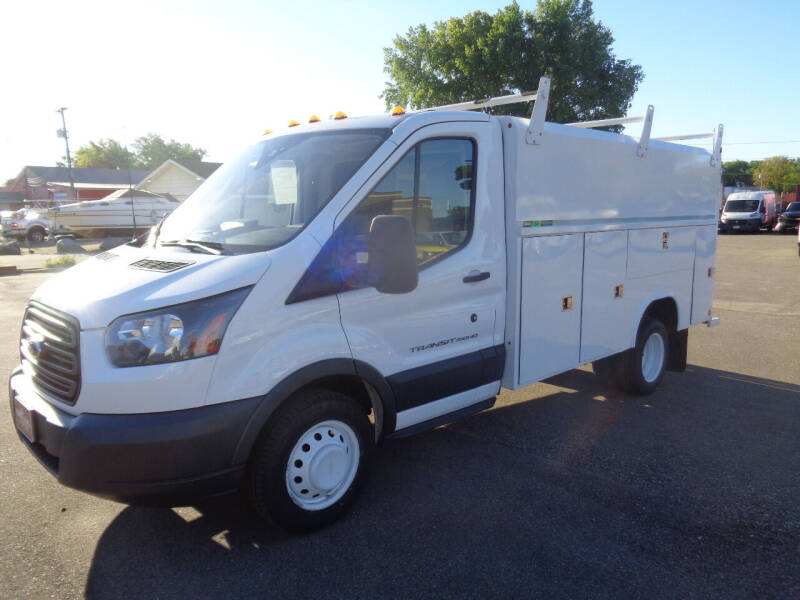 2015 Ford Transit Cutaway for sale at King Cargo Vans Inc. in Savage MN