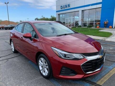 2019 Chevrolet Cruze for sale at Dunn Chevrolet in Oregon OH