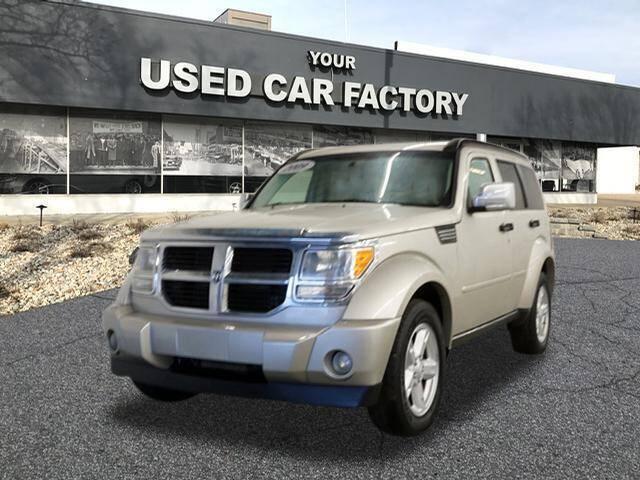 2009 Dodge Nitro for sale at JOELSCARZ.COM in Flushing MI