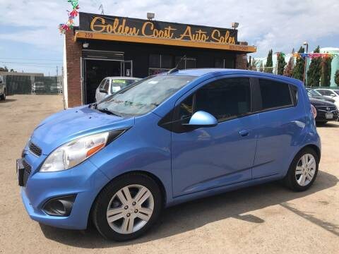 2015 Chevrolet Spark for sale at Golden Coast Auto Sales in Guadalupe CA