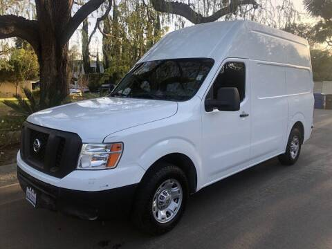 2012 Nissan NV Cargo for sale at Boktor Motors in North Hollywood CA