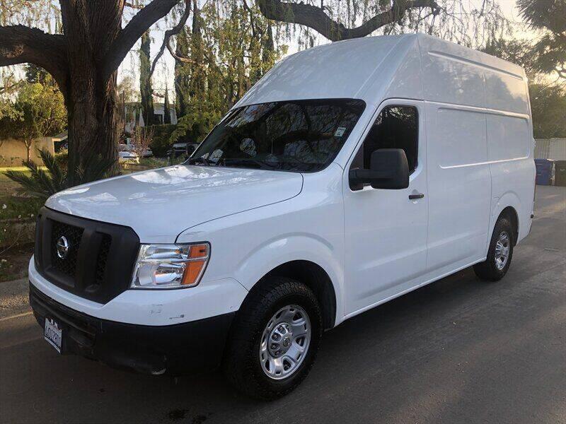 2012 Nissan NV Cargo for sale at Boktor Motors in North Hollywood CA