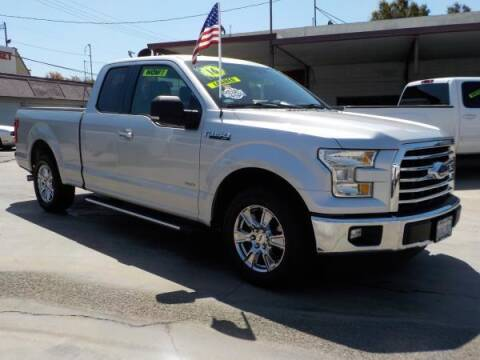 2016 Ford F-150 for sale at Bell's Auto Sales in Corona CA