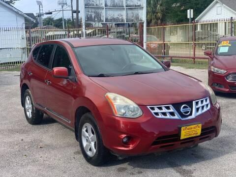 2013 Nissan Rogue for sale at David Morgin Credit in Houston TX