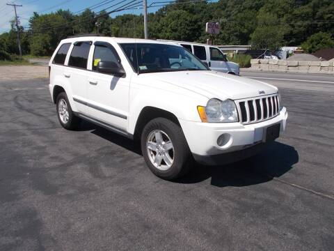 2007 Jeep Grand Cherokee for sale at MATTESON MOTORS in Raynham MA