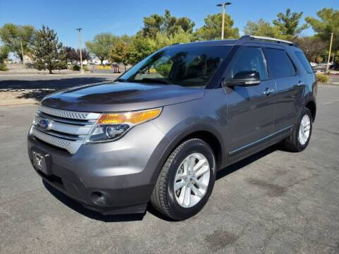 2013 Ford Explorer for sale at Matador Motors in Sacramento CA