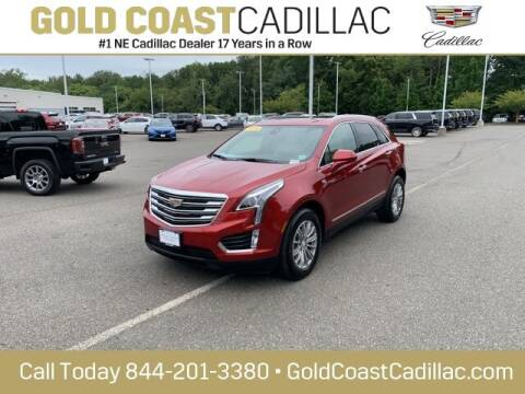 2019 Cadillac XT5 for sale at Gold Coast Cadillac in Oakhurst NJ