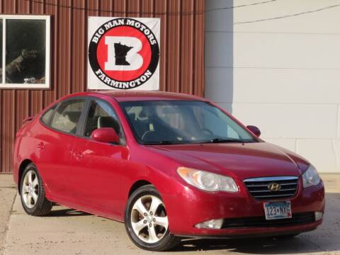 2007 Hyundai Elantra for sale at Big Man Motors in Farmington MN