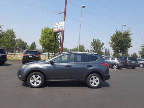 2013 Toyota RAV4 for sale at New Deal Used Cars in Spokane Valley WA