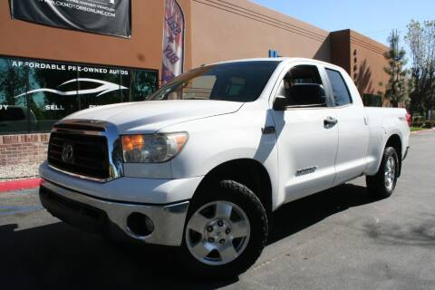 2013 Toyota Tundra for sale at CK Motors in Murrieta CA