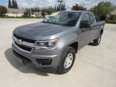 2018 Chevrolet Colorado for sale at Repeat Auto Sales Inc. in Manteca CA