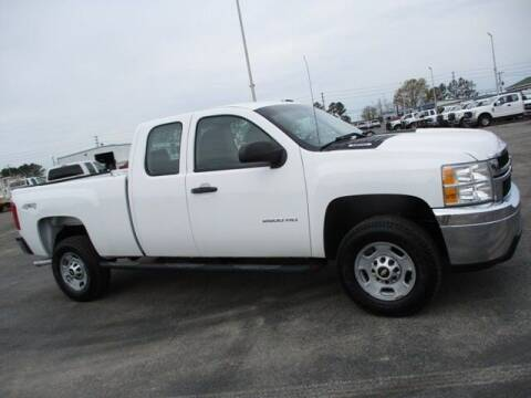2013 Chevrolet Silverado 2500HD for sale at GOWEN WHOLESALE AUTO in Lawrenceburg TN