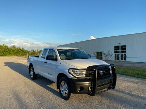 2012 Toyota Tundra for sale at Prestige Auto of South Florida in North Port FL