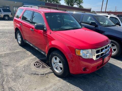 2009 Ford Escape for sale at G T Motorsports in Racine WI