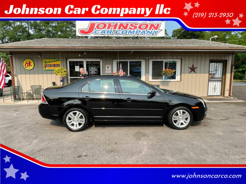 2007 Ford Fusion for sale at Johnson Car Company llc in Crown Point IN