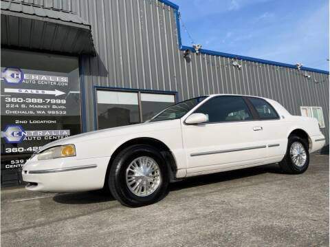 1996 Mercury Cougar for sale at Chehalis Auto Center in Chehalis WA
